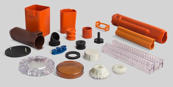 Riplás - Peças em plástico injetado para padrão de entrada de energia elétrica